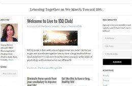 Live to 100 Club