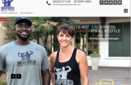 Inspired Mobile Fitness