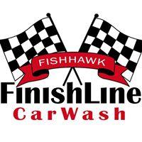 FishHawk Finish Line Car Wash