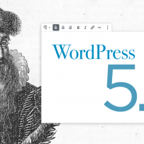 Gutenberg – WordPress 5.0
