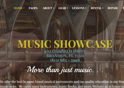 Music Showcase