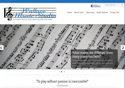 Wallace Music Studio